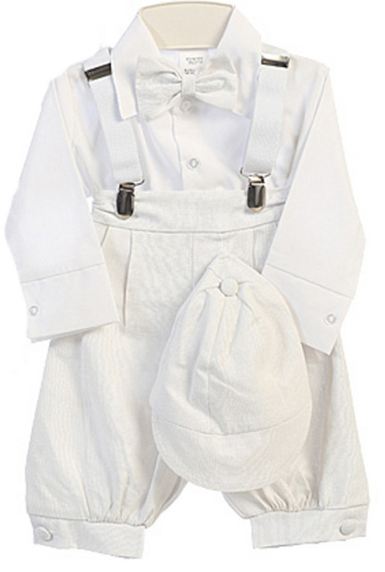 cd86d3923684 Boys White Knicker Suit