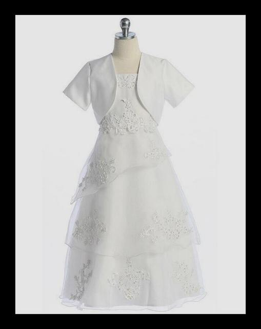 Communion Dresses and Accessories