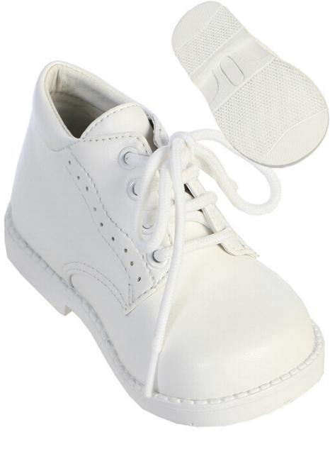 White Dress Shoes for Baby