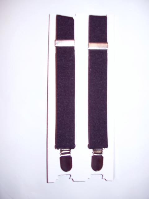 suspenders for kids. Boys Navy Blue Suspenders