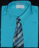 Boys Turquoise Dress Shirt