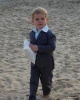 Ring Bearer Clothing for Beach Weddings