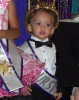 Tuxedo for toddlers pageant winner