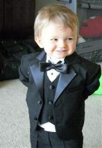 ebeadae6aff Our formal wear comes in three different colors and are offered in baby boy  tuxedo