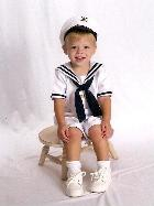 Sailor Suits and Dresses for Babies, Toddlers and Kids